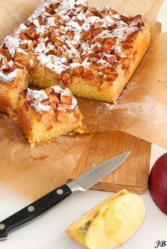 Boerenappelcake (uit Appeltaart van Janneke Philippi) via Carolines Blog