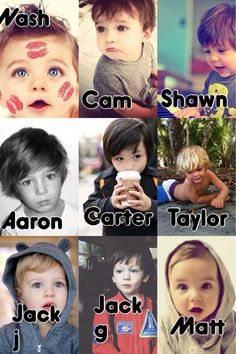 You're baby boy with Magcon boys Carter's baby is mine my cute little boy ❤️❤️