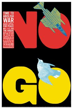 No Go | Seymour Chwast Archive