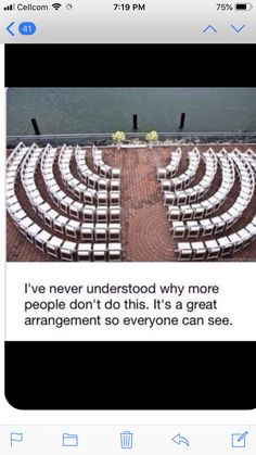 Trendy Wedding Ceremony Seating Arrangement Bridal Parties 38 Ideas Trendy Wedding Ceremony Seating Arrangement Bridal Parties 38 Ideas Trendy Wedding Ceremony Seating Arrangement Bridal P. Cute Wedding Ideas, Wedding Goals, Wedding Tips, Perfect Wedding, Fall Wedding, Dream Wedding, Trendy Wedding, Wedding Stuff, Wedding Hacks