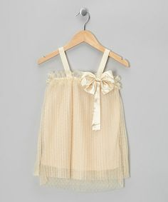 Bow Shift Dress on #zulily today!