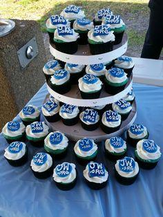 JW cupcakes by @adiazil17
