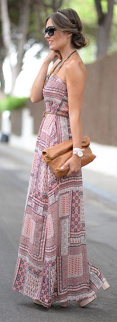 Dress: Buylevard  / Sandals: Zara (S/S 15)
