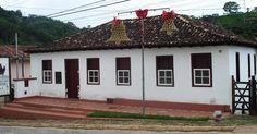 Museu do Tropeiro, em Ipoema, estado de Minas Gerais, Brasil.  Fotografia: Fábio Calvetti / UOL.