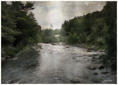 AuSable River - Jean Hutter - Digital Views
