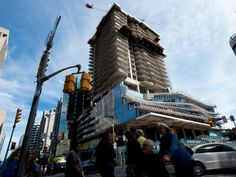 Housing starts surge to highest since 2012 as Toronto condo construction jumps | Bloomberg News