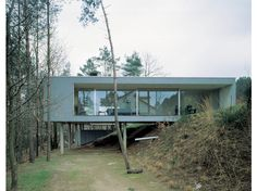 Villa P. te R. by Stéphane Beel Architects