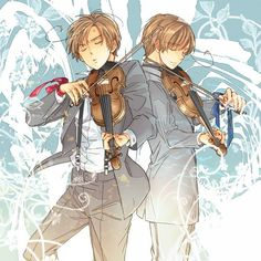 Italy and Romano, Hetalia Fan art