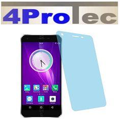 2 Stück HARTBESCHICHTETE KRISTALLKLARE Displayschutzfolie für Elephone S1 Bildschirmschutzfolie - http://geschirrkaufen.online/4protec/elephone-s1-2-stueck-geh-rtete-antireflex-fuer-via