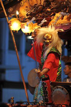 Hachioji Matsuri Festival Float