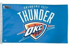 Oklahoma City Thunder Flag 3x5