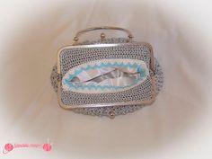 Bolso de fiesta Silver Bag (3)