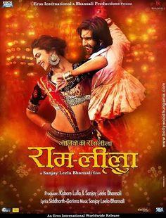 RamLeela - new Poster - Deepika Padukone,Ranveer Singh