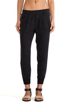e1e72072d2af7 Shop for Michael Stars Pants in Black at REVOLVE.