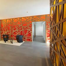 Image result for plywood walls instead of drywall
