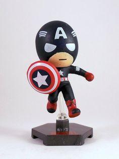 Captain America Grab Zags Mini