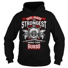 I Love DURSO, DURSOYear, DURSOBirthday, DURSOHoodie, DURSOName, DURSOHoodies Shirts & Tees