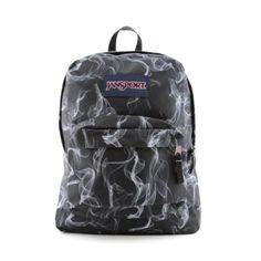Jansport Superbreak Backpack - Black Smoke    wanttt <33