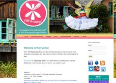 FairyCamp.org - Redesign and plugin/feature enhancement.