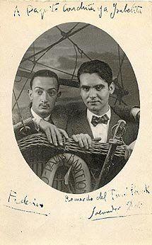 Dalí & Lorca