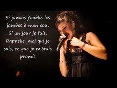 Si jamais j'oublie - Zaz (Letra) #frances #zaz