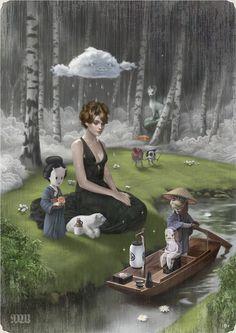 Tom Bagshaw... | Kai Fine Art