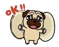 Gifs, Ok Gif, Cool Emoji, Cute Gif, Cute Drawings, Cartoon Characters, Minions, Chibi, Mickey Mouse