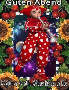 Sweet süsser clown