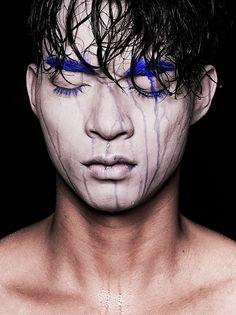 Male models on Makeup Arts Served