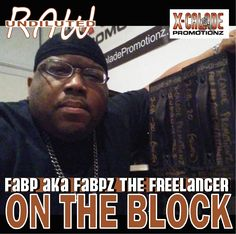 #NewMusicSunday On The Block - Fabp aka Fabpz the Freelancer (Prod. by X-Calade Promotionz)   https://shar.es/1QyWnF