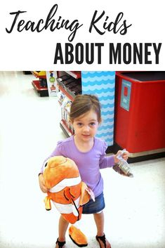 Teaching Kids About Money, Teaching Preschoolers About Money, Introducing Money To Kindergarten, Teaching Students About Money, Money Management Activities For Youth, Teaching Budgeting, Teaching Kids About Money Activities, Teaching Kids About Money Homeschool #homeschooling #savingmoney