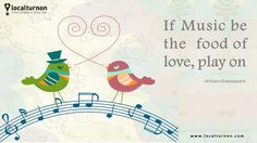 Que. Whats the #gateway to anyone's #Heart? Ans. #MUSIC !!  Learn the Language that touches the heart and gets you closer to people. Learn Music at a Centre near you with Localturnon  Find by distance, timings, services, price and more. Log on to www.localturnon.com  #turn #on #Music || #turnon #happiness || #turn on #life !