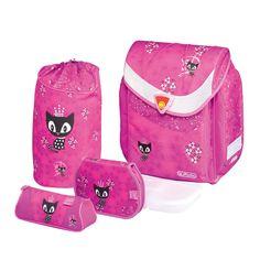 Herlitz Ученическа чанта Flexi Plus Deluxe Pink 11216033