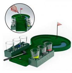Trinkspiel Golf