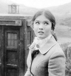 Deborah Watling as Victoria Waterfield, companion to the second Doctor Who Second Doctor, Good Doctor, Jon Pertwee, Doctor Who Companions, William Hartnell, Classic Doctor Who, Watch Doctor, Vintage Tv, Torchwood
