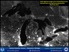 Great Lakes satellit