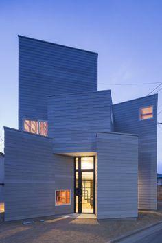 House in Fukushima / BHIS  K's planning | Netfloor USA