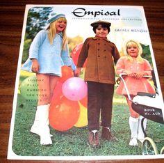 Empisal International Knitwear Collection Children's knitwear Vintage #Empisal