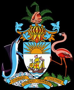State Symbol # coat of arms of Bahamas
