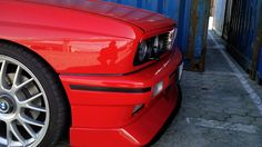 The best looking BMW E30 M3 ever seen (Showroom condition)