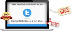 "http://buyafollowers.net/buy-twitter-followers/ Shortly on the off chance that you are engaging for getting more ""likes"" too much then we can safeguard you out with your business destinations."
