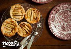 Almás kosárkák a muffinsütőből | Nosalty Apple Pie, Ale, Muffin, Cupcakes, Desserts, Recipes, Food, Candy, Tailgate Desserts