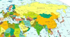 Modern Day Asia Map Full Southeast Asia Islands Map Central Asian Countries Map Asia Continent Hd Images Asian Centric Map Major Asian CountriesBack To 76 Meticulous Modern Day AsiaSpecified Modern. Saint Yves, World Map Continents, Middle East Map, Singapore Map, Les Seychelles, Word Map, Asia Continent, Asia Map, Egypt