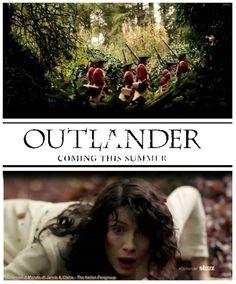Outlander from Starz