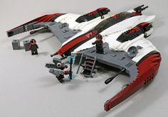 S27 Buzzard Starfighter