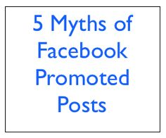 Great post by Jon Loomer on Facebook Promoted Posts.
