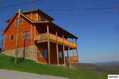 "Price: $259,000    KING OF THE HILL! Or should we say ""King of Bluff Mountain"" since this charming cabin sits atop Bluff Mountain and looks out over long range vistas of the Smokies. Three levels of lux..."