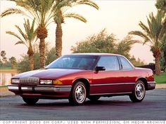 1988 Buick Regal.  Mine was Burgandy, with fog lamps, chrome wheels, and had the GT package.  It looked GREAT on the side of the freeway, with the hood up!! GM bought it back from me, on the lemon law.  What a piece of crap mine was!!