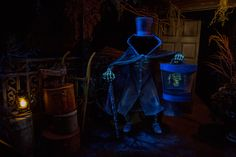 Hat Box Ghost