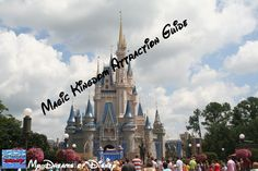 Coming Soon: The My Dreams of Disney Attraction Guide